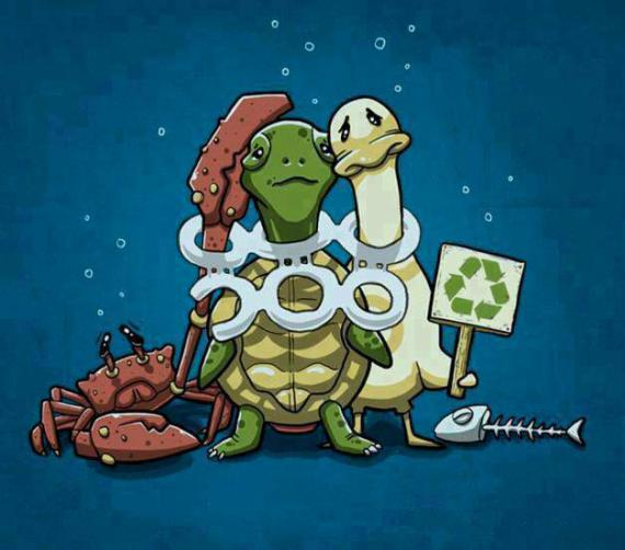 بمناسبت روز جهانی بدون پلاستیک
