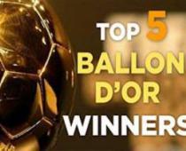 پرافتخارترین بازیکنان تاریخ در کسب توپ طلا