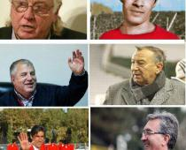 عکس/ همه مربیانی که پرسپولیس را قهرمان کردهاند