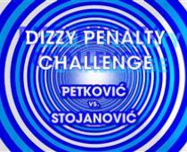 چالش سرگیجه پنالتی از بازیکنان دیناموزاگرب