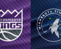 خلاصه بسکتبال مینسوتا تیمبرولوز 110 - ساکرامنتو کینگز