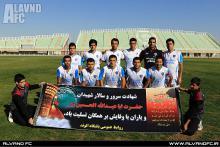 حاشیهنگاری مسابقه الوند همدان و بهمن شیراز