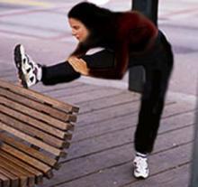 بزرگترین اشتباه خانم ها در ورزش!!