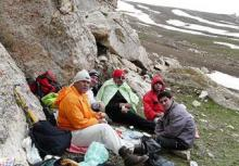 اصول تغذیه در کوهستان