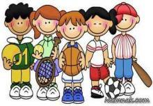 تشویق کودکان به ورزش با انجام ورزش های کم برخورد