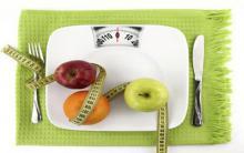 فقط دو تا چهار کیلو در ماه وزن کم کنید