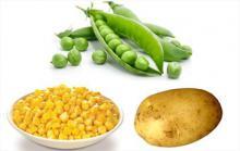 این سه سبزی پرخاصیت چاق کننده اند