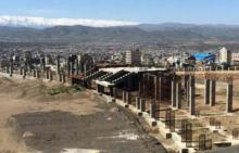 مدیرکل ورزش و جوانان استان همدان از روند ساخت ورزشگاه 5 هزار نفری ملایر بازدید کرد