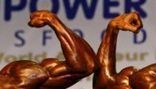 تیم بدنسازی و پرورش اندام در مسابقات قهرمانی کشوری