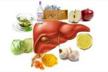 8 خوردنی برای درمان کبد چرب