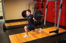 حرکت مفید برای تقویت عضلات باسن