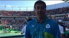 پایان قضاوت های موفق  داور همدانی در المپیک