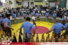 همدان یکی از قطبهای اصلی ورزش پهلوانی و زورخانهای درکشور