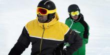 عینک اسکی زرد رنگ چگونه باعث بهبود میدان دید می شوند؟