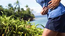 دلایل مهم درد سمت چپ پایین شکم در هنگام ورزش