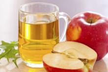 لاغری و تناسب اندام سریع با سرکه سیب در فصل زمستان!
