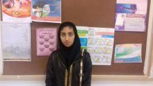 کسب مدال برنزمسابقات بین المللی کاراته کاپ ایران زمین توسط بانوی نهاوندی