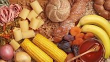 11غذای پر کربوهیدرات