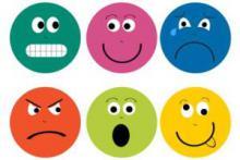 هر احساسی روی کدام یک از اندام های شما تاثیر می گذارد ؟