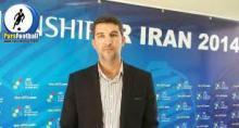 حمایت همه جانبه مدیرعامل باشگاه پاس از حضور عادل فردوسی پور در همدان