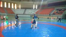 دومین برد تیم کشتی آزاد نوجوانان همدان در لیگ منطقه ای کشور