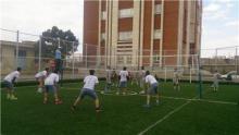تیم های راه یافته به نیمه نهایی مسابقات والیبال محلات همدان معرفی شدند