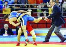 بهترین نتیجه آزادکاران همدانی در ۴ سال اخیر در مسابقات قهرمانی کشور رقم خورد