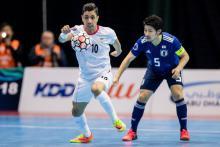 ایران قهرمان جام ملتهای فوتسال آسیا شد