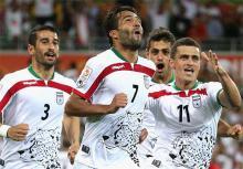 یوزهای با غیرت ایرانی