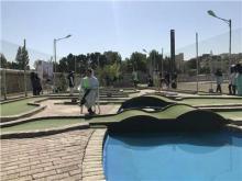 جشنواره خانوادگی گلف در همدان برگزار می شود