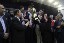 مراسم اختتامیه مسابقات شطرنج جام ملت های آسیا برگزار شد