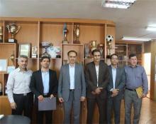 پارک علم و فناوری و اداره کل ورزش و جوانان استان همدان تفاهمنامه همکاری امضا کردند