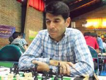 حضور شطرنج باز استان در مسابقات شطرنج پیشکسوتان آسیا