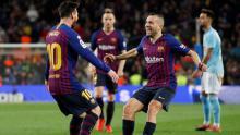 رسمی؛ مسی بهترین گلزن جهان در سال 2018