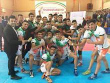 دعوت سه کبدی کار همدانی به اردوی تیم ملی جوانان