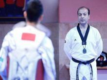 جوان گرایی در  تیم  ملی  تکواندو ایران