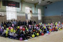 برگزاری اولين جشنواره ميكرو و مينى بسكتبال دختران