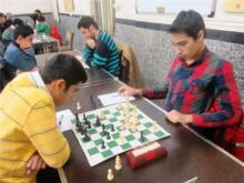 مسابقه شطرنج سریع هفتگی ملایر برگزار شد