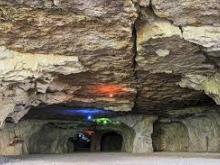 ریزش بزرگترین غار دستساز خاورمیانه در جهرم