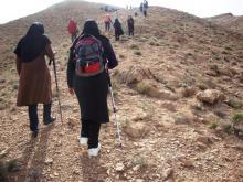 برگزاری همایش کوهپیمایی بانوان شهرستان رزن به مناسبت عید مبعث