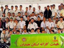 همایش بزرگ کوهنوردی کاراته کا همدانی به مناسبت آزاد سازی خرمشهر