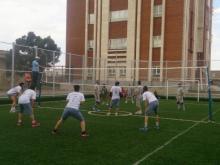 نامداران والیبال همدان در راه نیمه نهایی مسابقات محلات