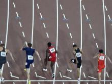 قهرمانی دونده همدانی در رقابت های دو و میدانی لیگ امید