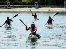 حضور قایقران همدانی در اردوی تیم ملی