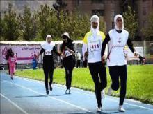 کسب مقام سوم بانوان دو میدانی کار کم بینا و نابینا استان در مسابقات قهرمانی باشگاههای کشور