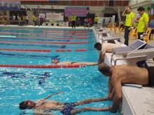 کسب سه مدال نقره توسط شناگران معلول استان در رقابت های قهرمانی کشور