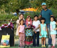 مسابقات پرش با اسب قهرمانی استان همدان / گزارش تصویری