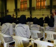 نخستین دوره المپیادورزش های همگانی دانشجویان دختر دانشگاه های علوم پزشکی غرب کشور/ گزارش تصویری