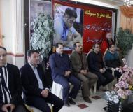 مسابقات شطرنج سیمولتانه استادبزرگ احسان قائم مقامی در لالجین