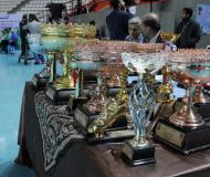 اختتامیه سومین دوره مسابقات فوتبال ۷نفره جام جهانی هنرمندان